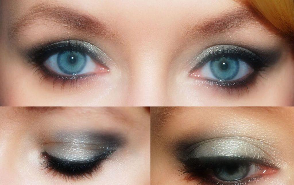 Ingrandire occhi piccoli azzurri