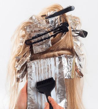 Creme colorate per i tuoi capelli