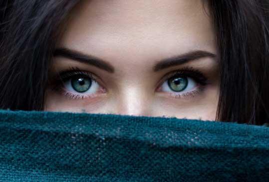 Truccare gli occhi