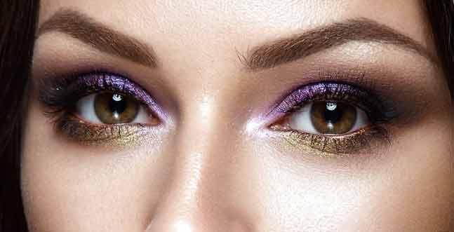 make up occhi marroni 2020
