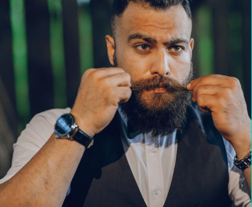 olio barba